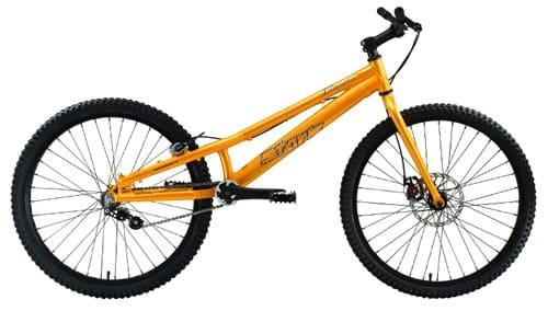 bike mtb trial