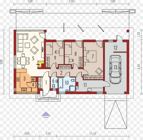 house project plan garage