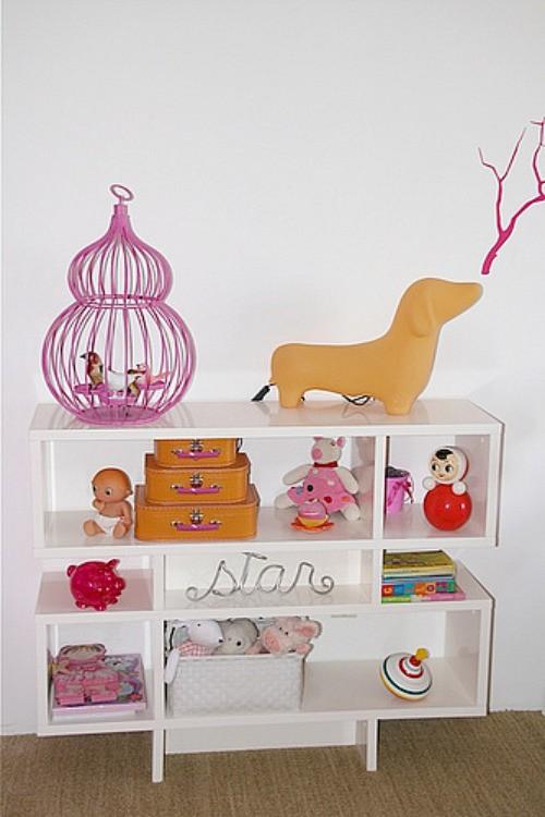 Розовая комната для девочки варианты покраски - b2e3