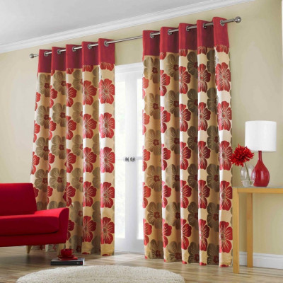 red-curtains-interior
